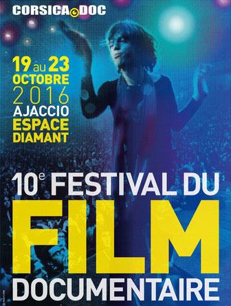 19 au 23 octobre : Festival CORSICADOC, 10ème édition ! Tout pour la musique