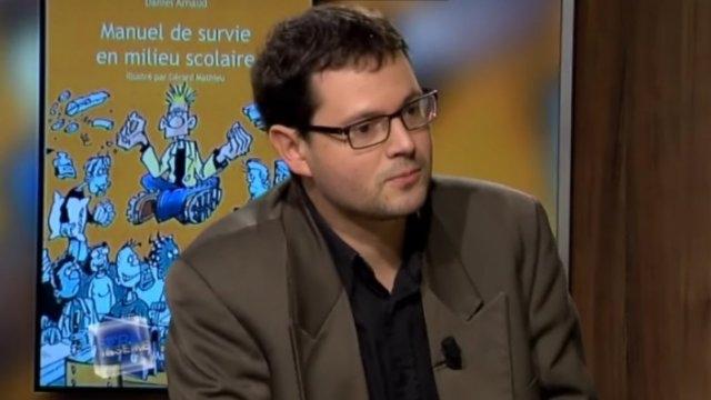Jeudi 2 février : Conférence autour de l'ouvrage du philosophe de Daniel Arnaud