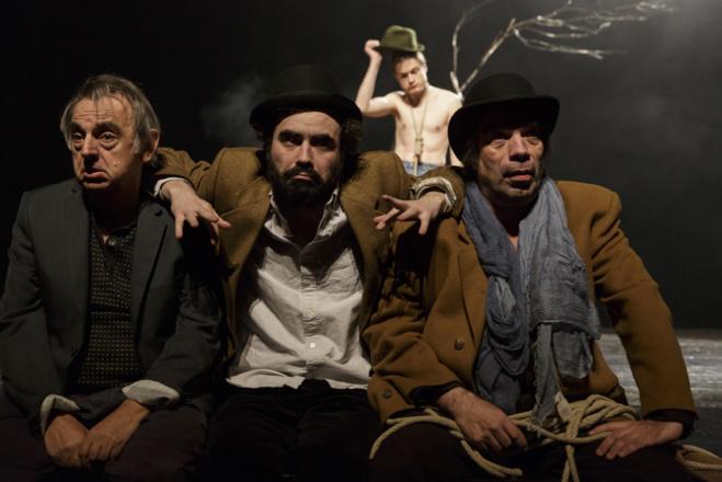 Théâtre - Mardi 7 février EN ATTENDANT GODOT
