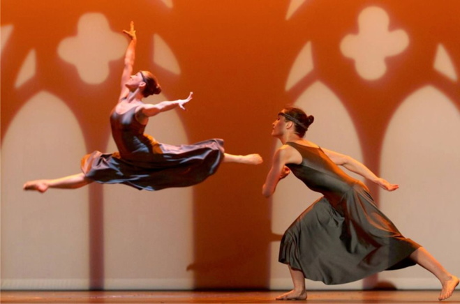 Danse : Armstrong Jazz Dance Company
