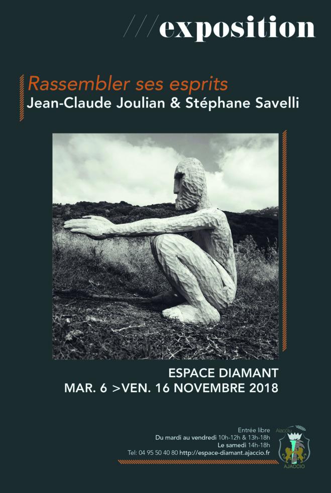 Exposition / jean-Claude Joulian & Stéphane Savelli : Rassembler ses esprits