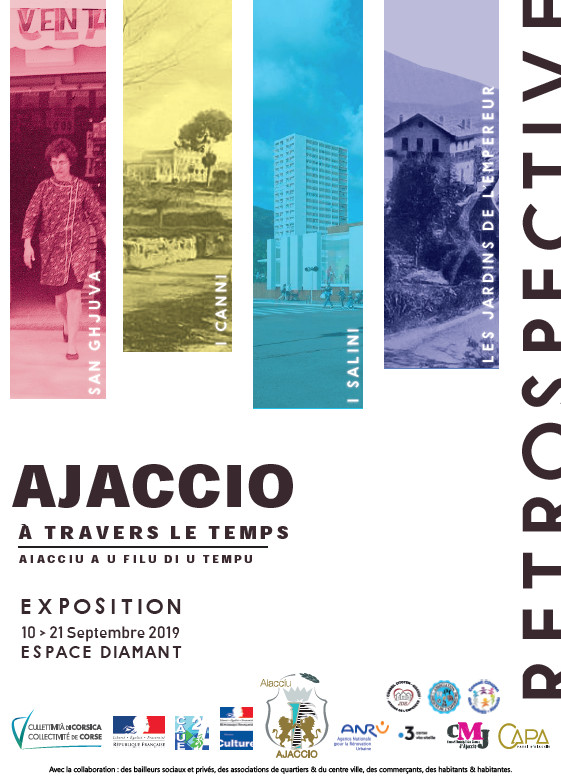 "Exposition ""Ajaccio à travers le temps"""