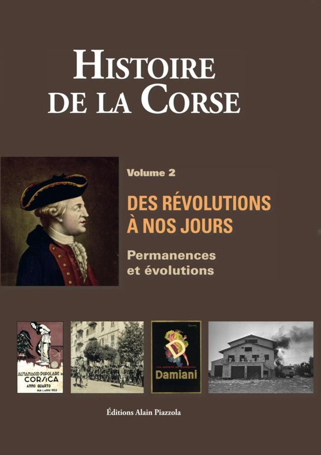 Conférence / LA CORSE AUX XVIIIe et XIXe siècles