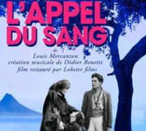 Reporté // Ciné-Concert du film « L'appel du sang »