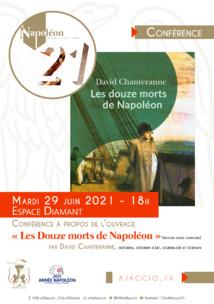 Conférence de David Chanteranne