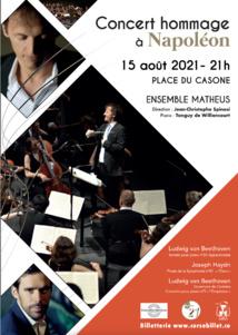 Ensemble Matheus / Edouard Brane