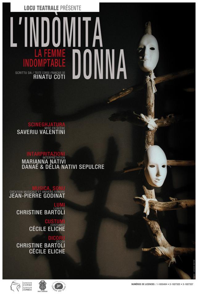 Espace Diamant : L'Indomita Donna