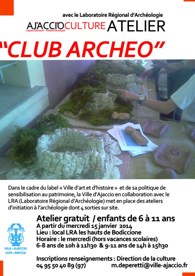 Club Archéo