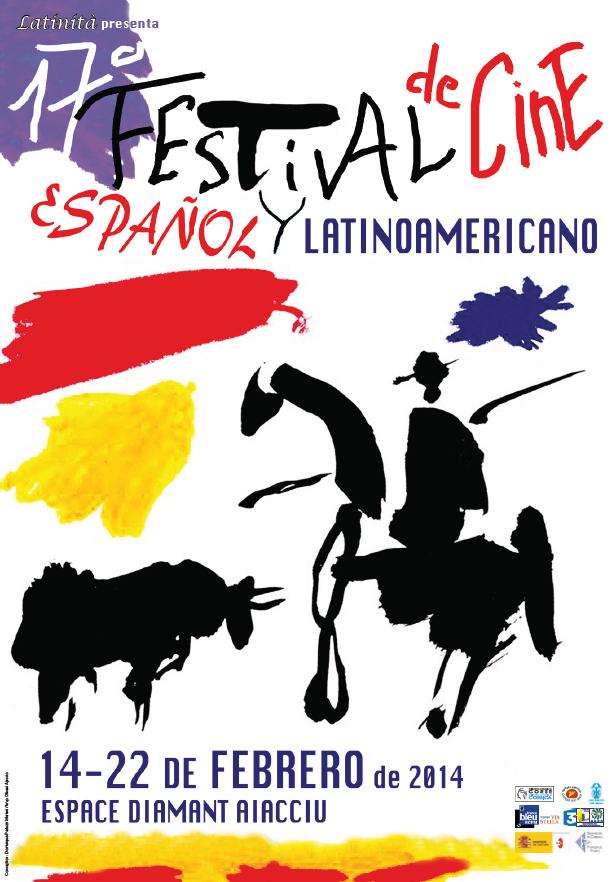 Le Festival du film espagnol et latino américain !