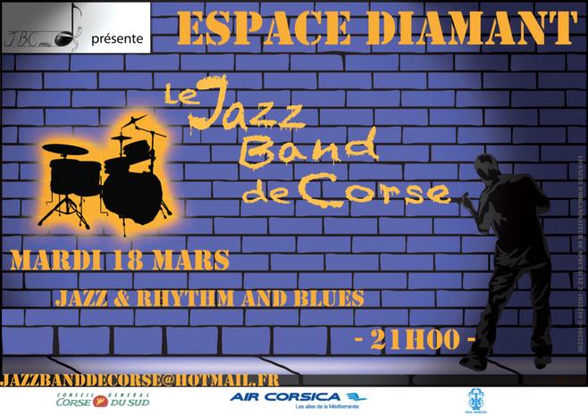 18 mars, le Jazz band de Corse