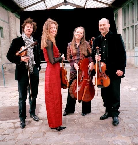 Haydn par le Quatuor Ludwig & Didier Sandre