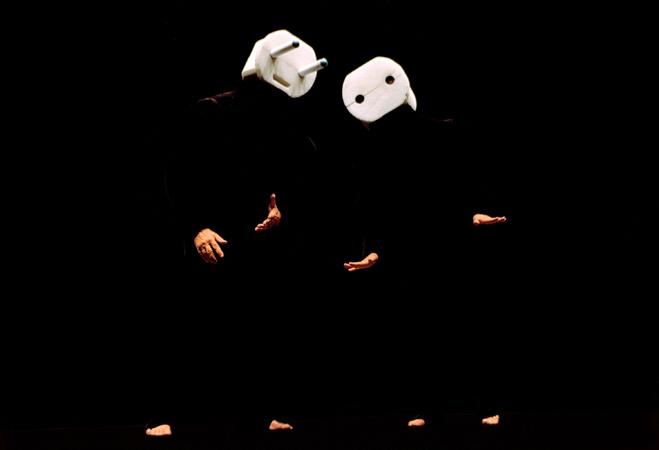Mummenschanz, les musiciens du silence