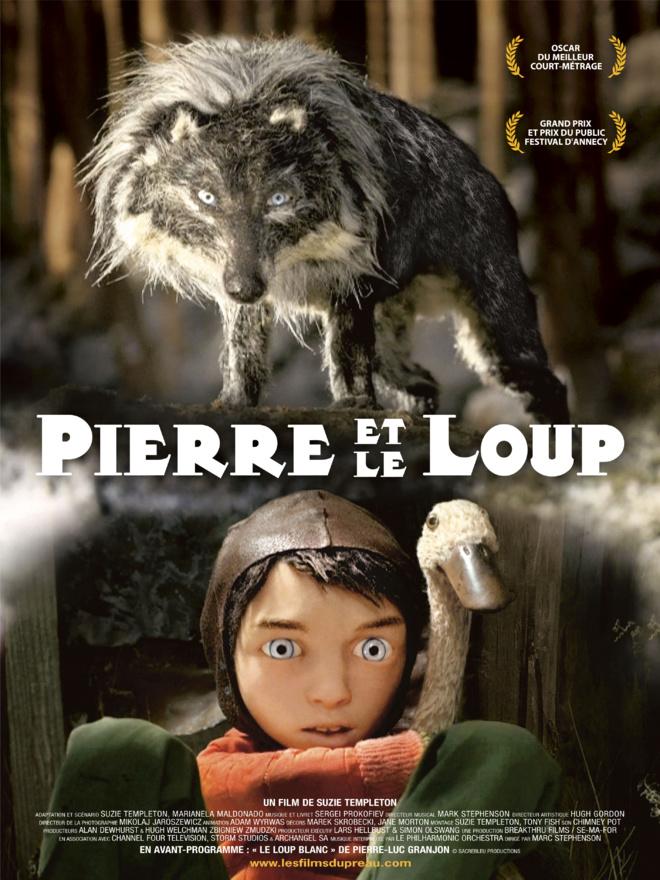 """Ciné concert """"Pierre et le loup"""""""