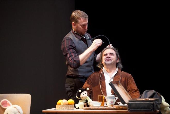 Mardi 19 mai 20h30:  Don Pasquale - Opéra de Donizetti -