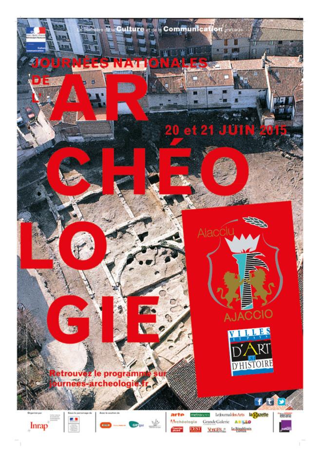 Dimanche 21 juin de 10h à 12h: Ateliers Jeune public dans le cadre des Journées Nationales de  l'Archéologie sur le site de la Parata