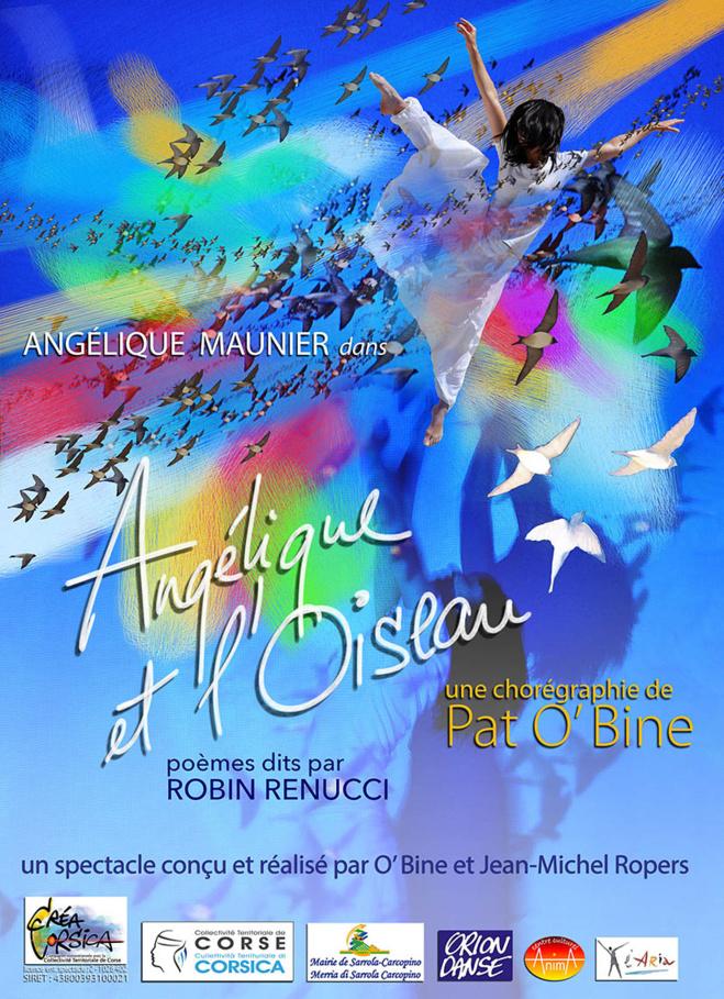 Mardi 27 et mercredi 28 octobre : Angélique et l'oiseau