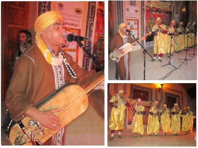 Mardi 3 novembre, 20h30  Jeunesses Musicales de Méditerranée : Ensemble Marocain