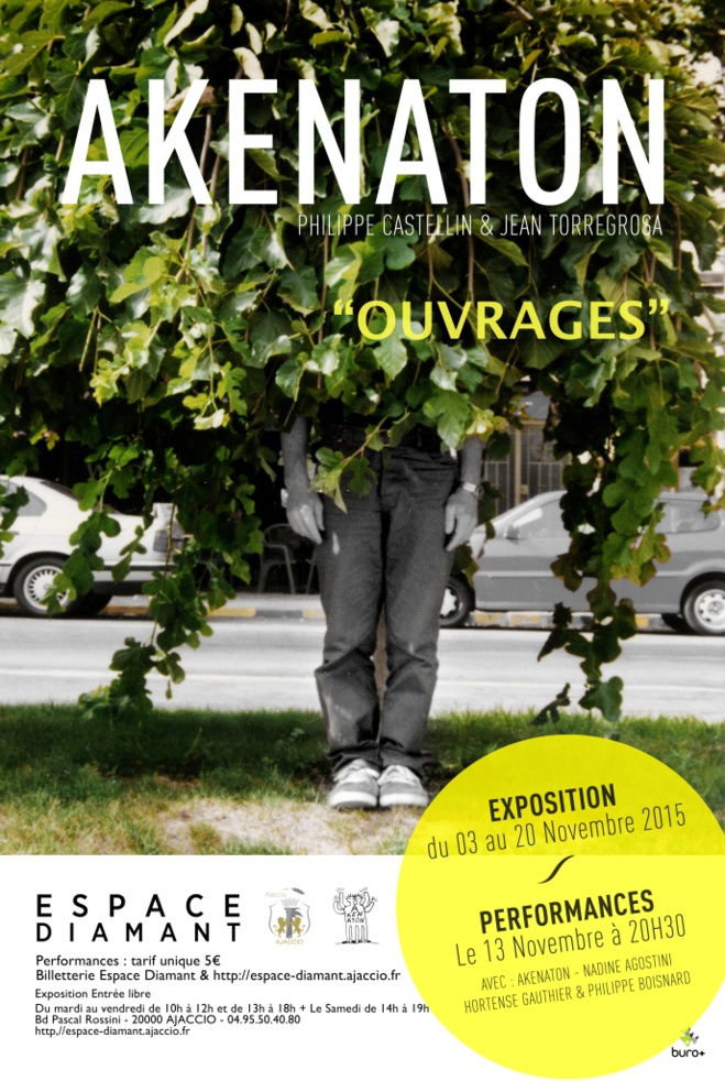 Exposition : Ouvrages / AKANATON