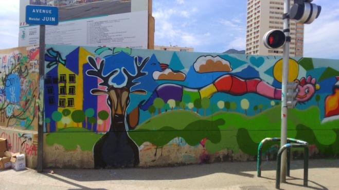 Atelier de GRAFF du 30 mars au 15 juin 2016