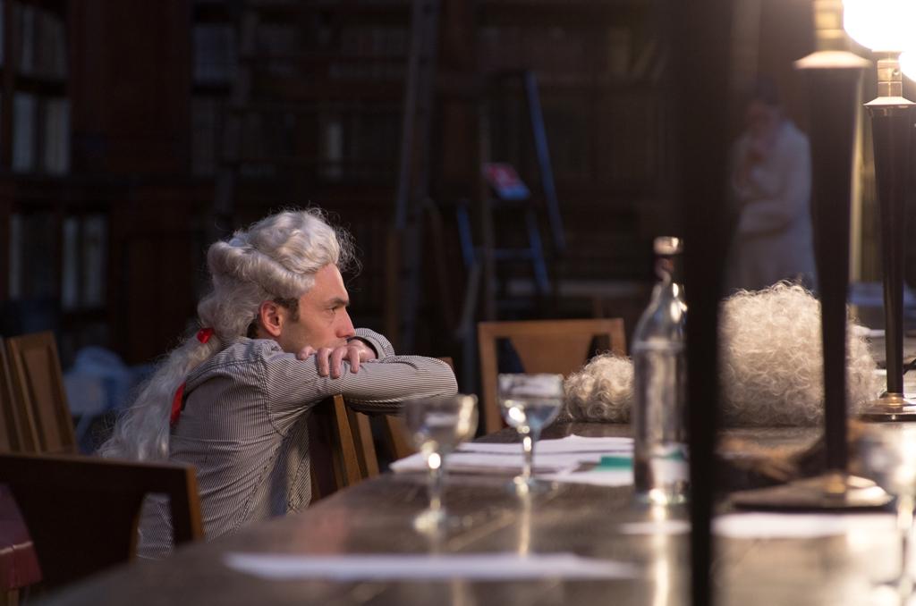 Bibliothèque municipale, 19h les 23, 24 et 25 septembre LA MORT DE DANTON