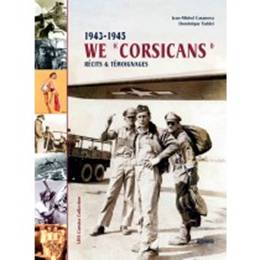 Conférence : Lundi 27 mars : WE CORSICANS