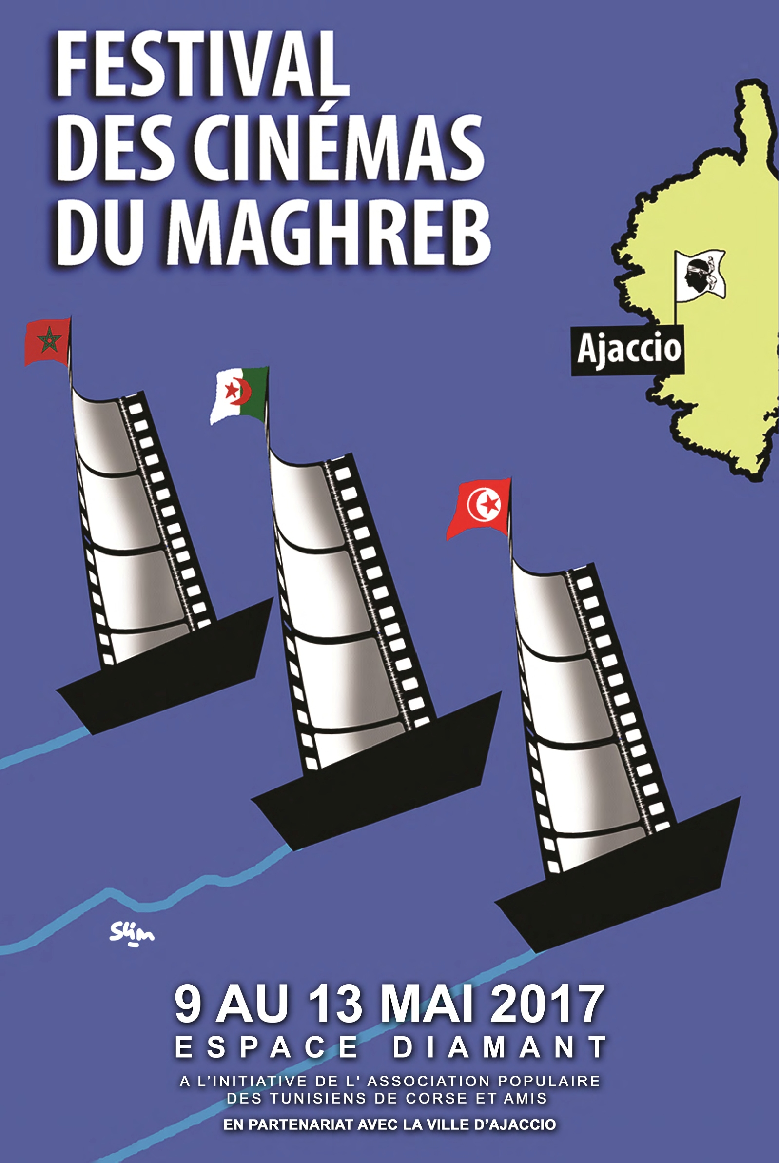 "Festival ""Cinéma du Maghreb"""