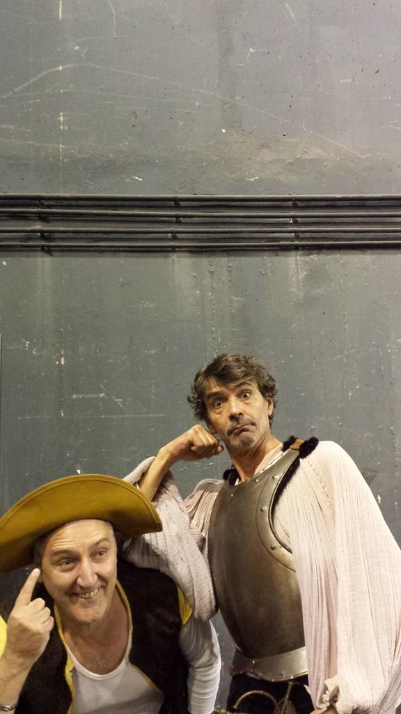 Théâtre 26 septembre DON QUICHOTTE