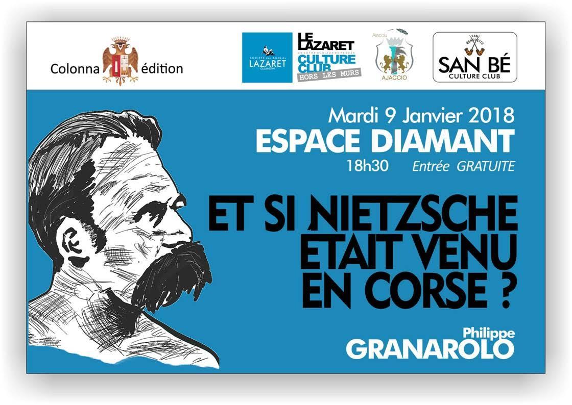 Conférence de Philippe Granarolo