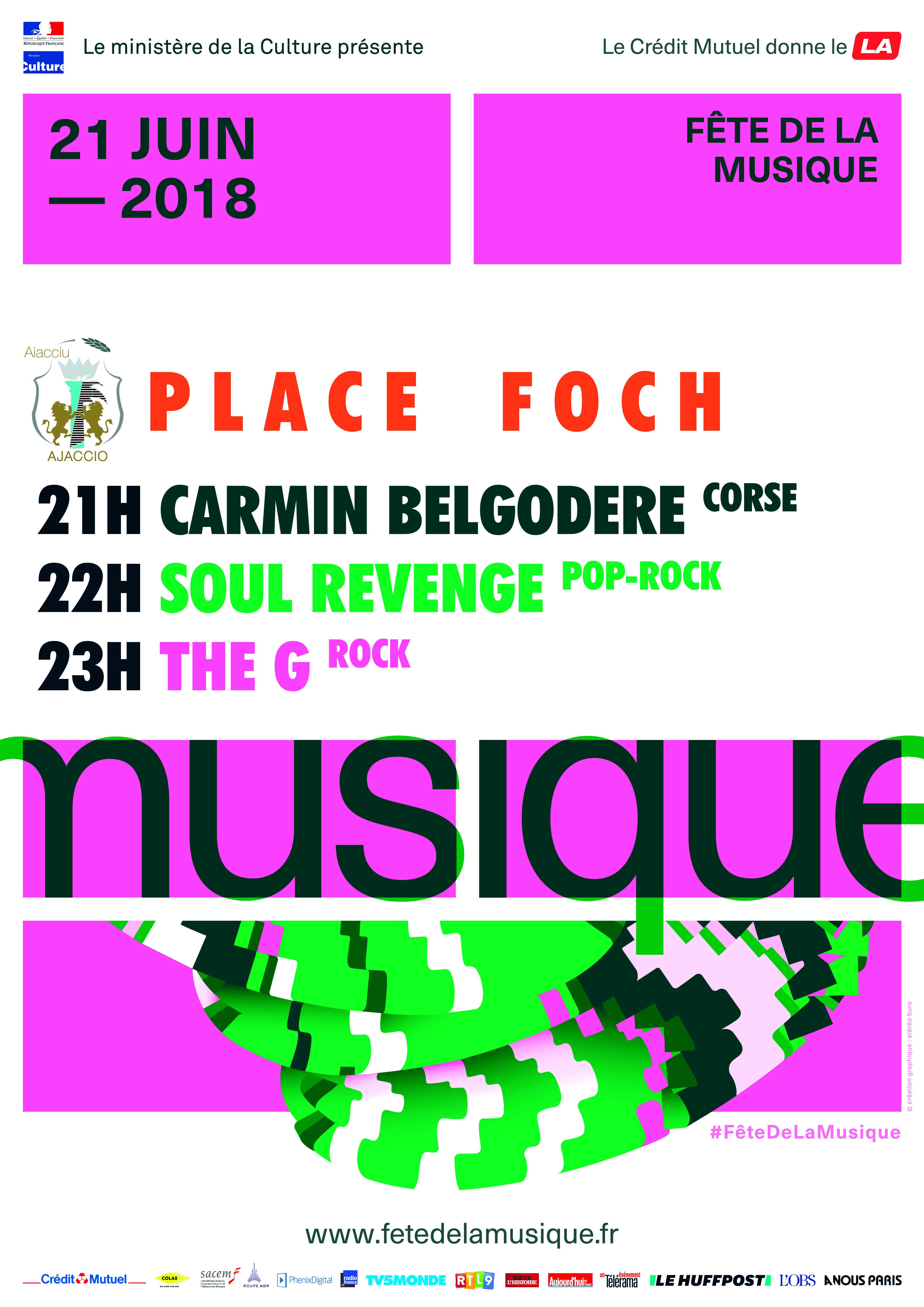 Fête de la Musique 2018
