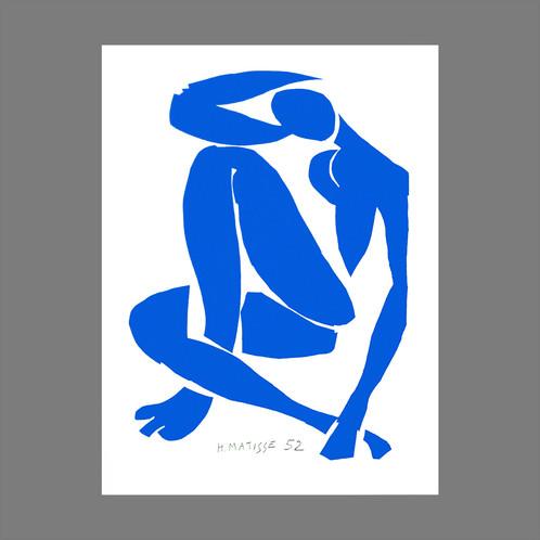 Projection-Conférence «Henri Matisse, du tableau aux gouaches découpées» Mercredi 3 octobre 2018 à 18h30 Entrée Libre