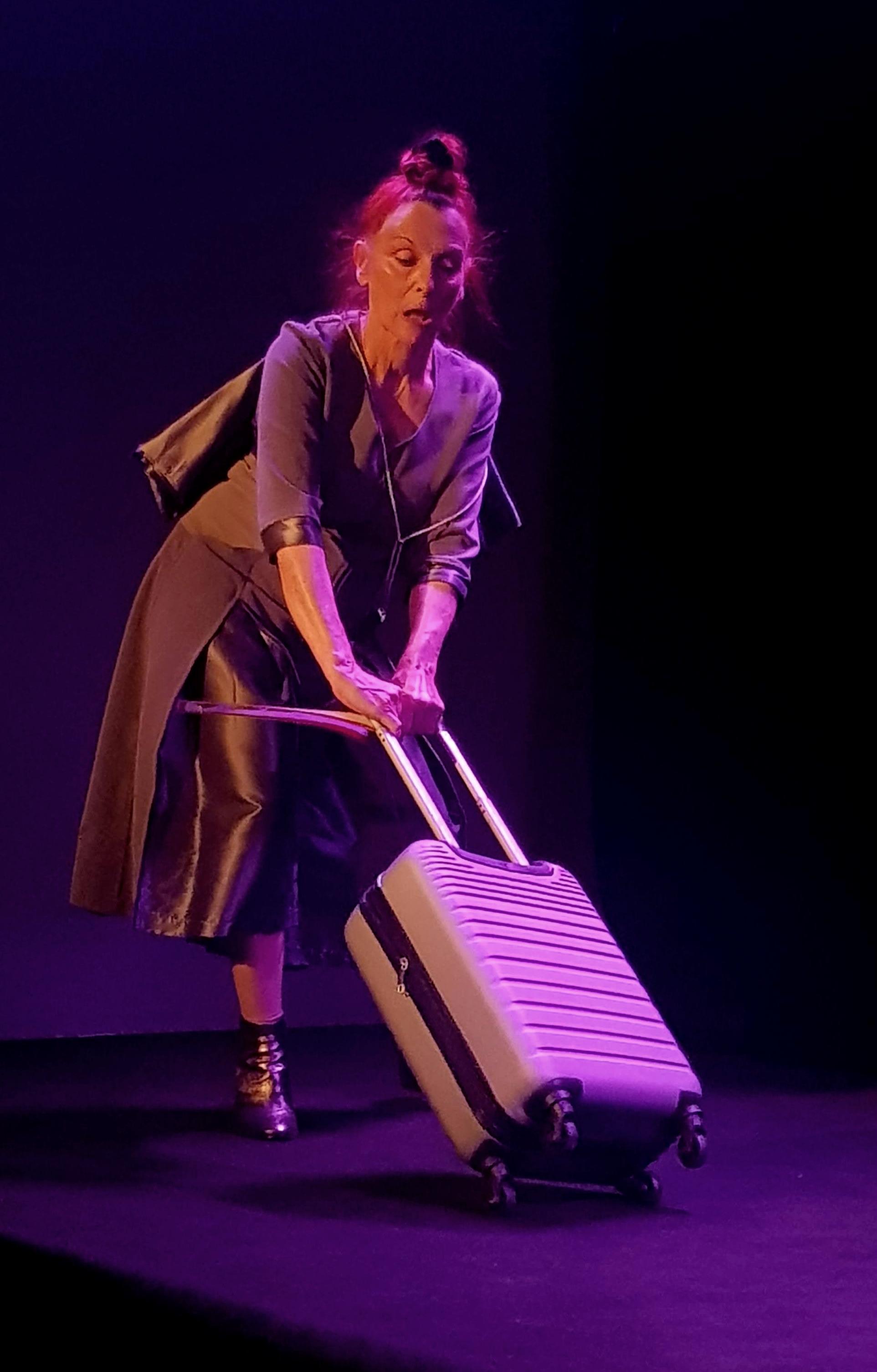 Théâtre/Stand up / U comeback d'Azeza