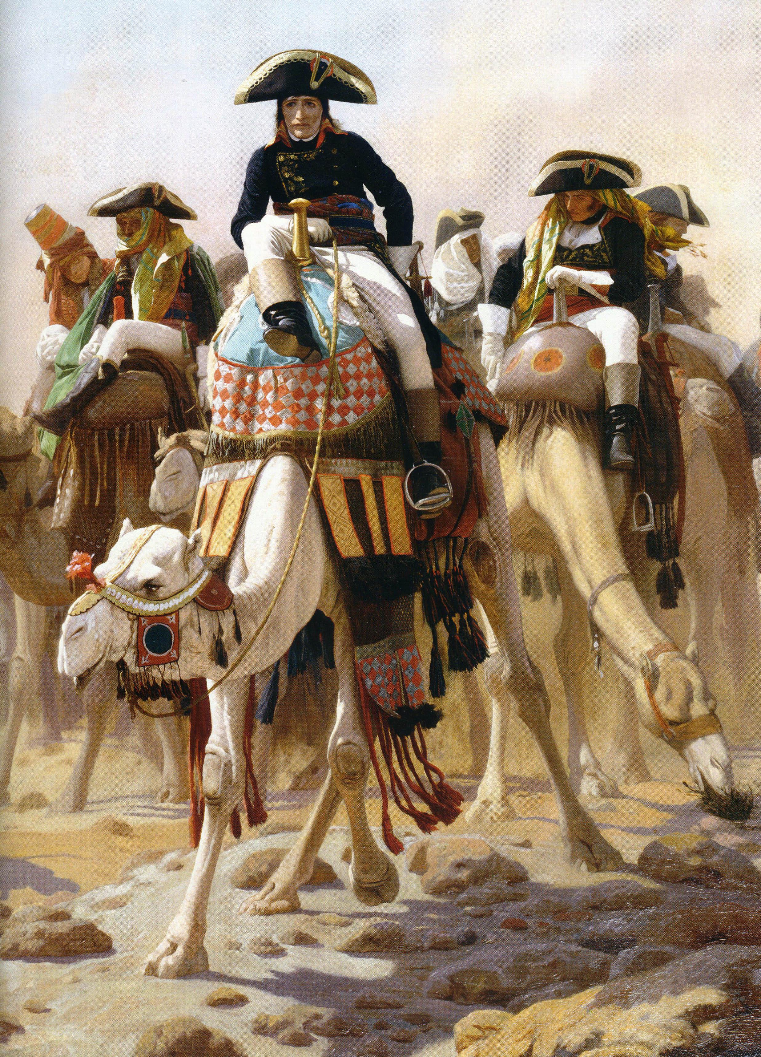 Conférence : Bonaparte en Egypte, ou le rêve inachevé Par Jean-Charles JAUFFRET