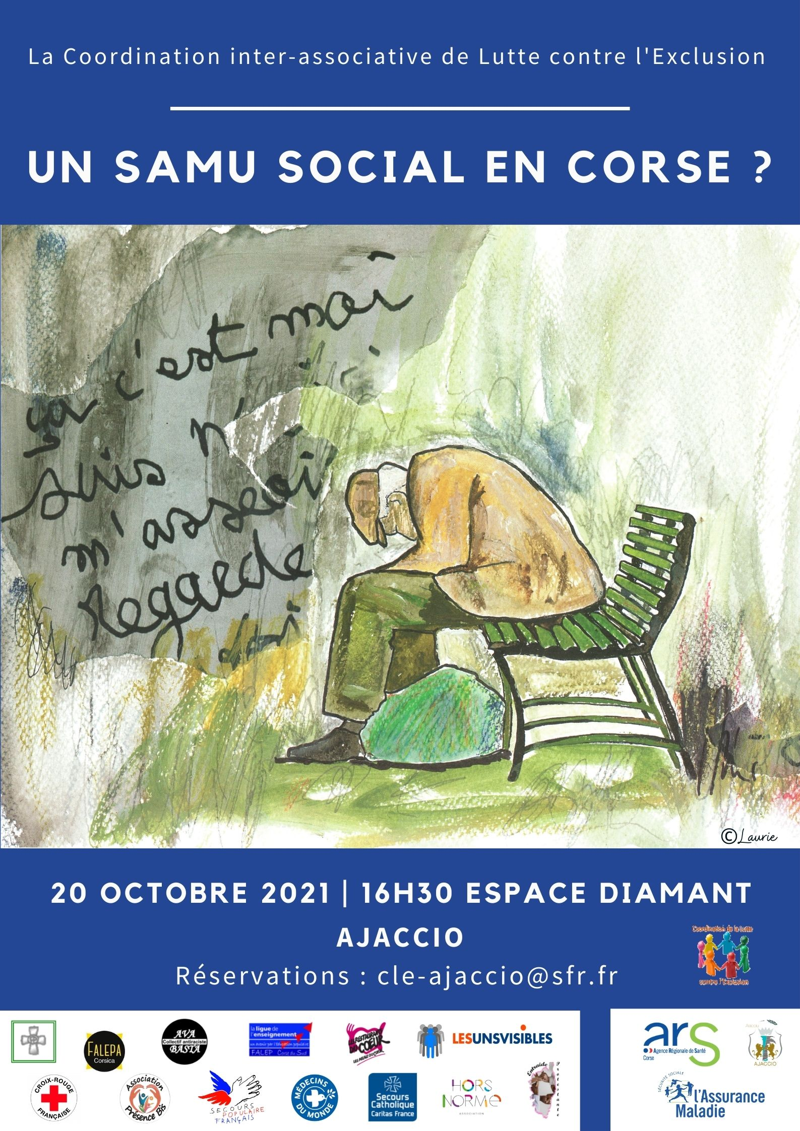 Conférence débat : Un Samu social en Corse ?