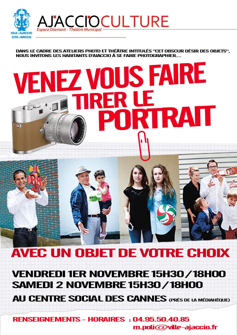Atelier Théâtre & photo-vidéo