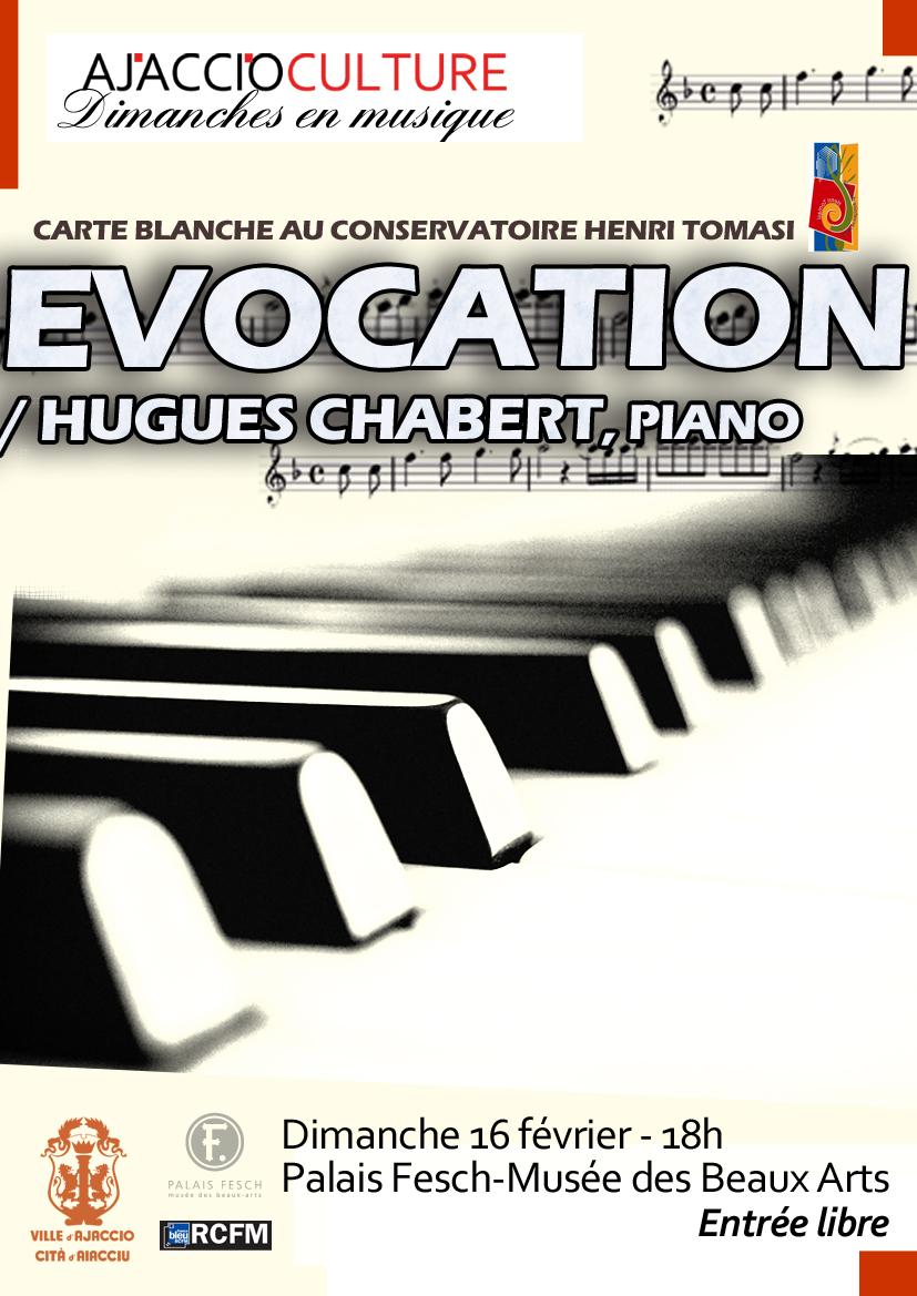 Récital de piano au Palais Fesch