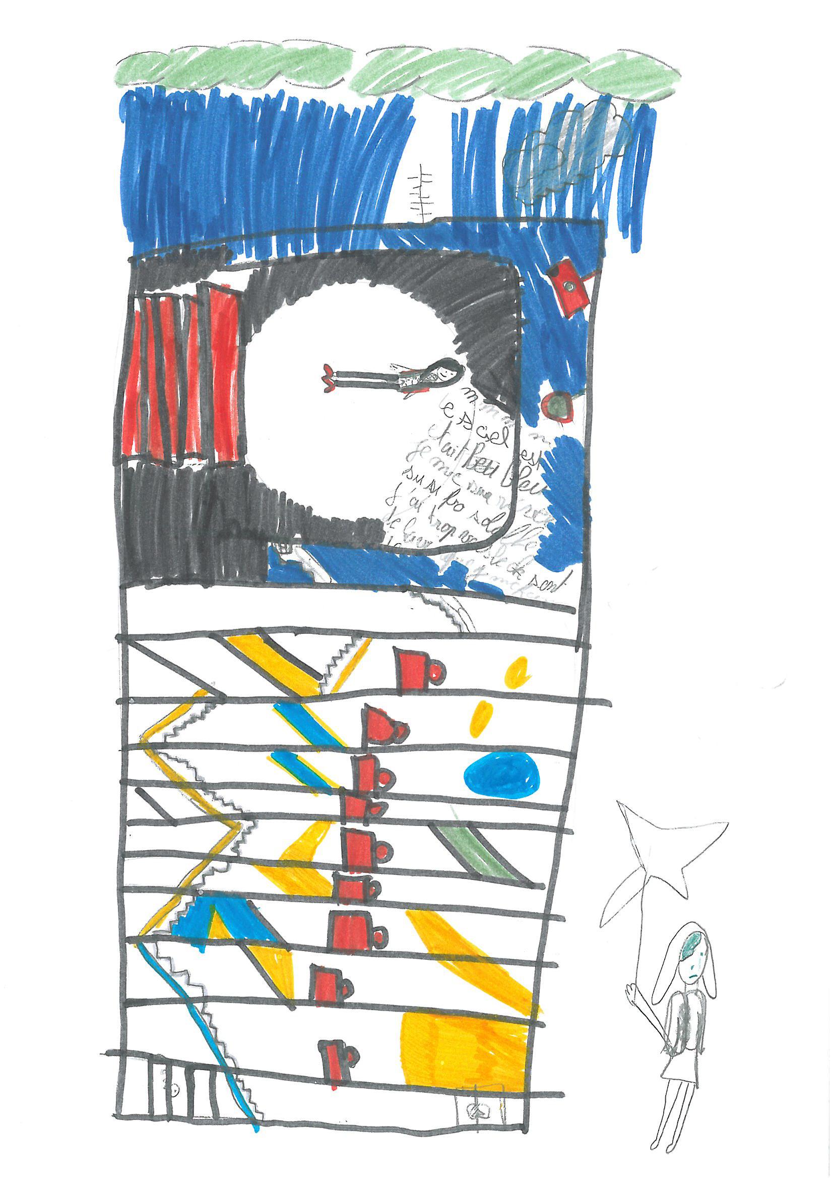 « Viens peindre ta frise » Atelier pour les 8-12 ans