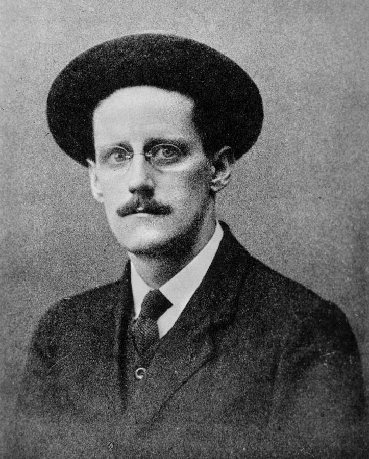 Conférence :«Promenade en compagnie de James Joyce»