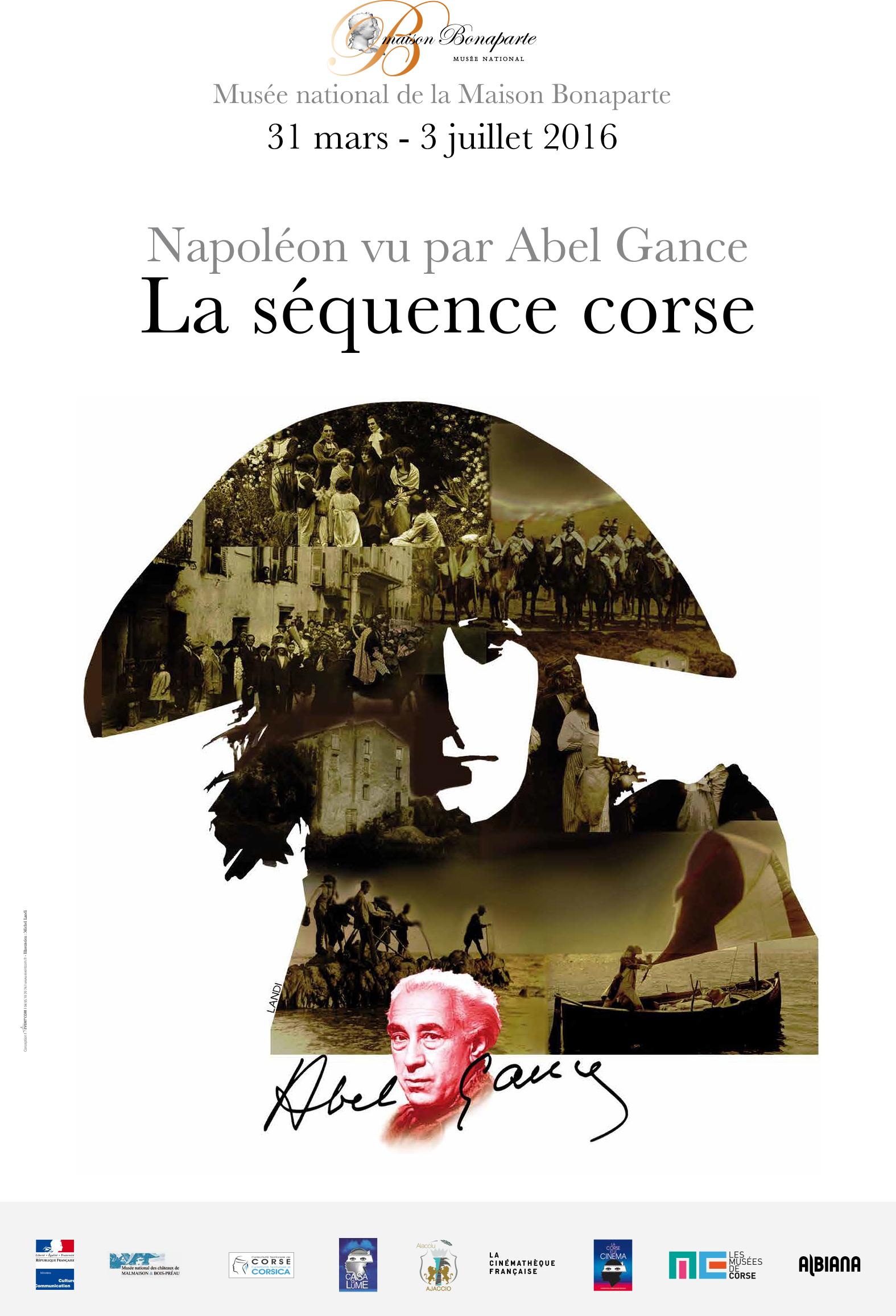 Jeudi 31 mars 18h30 Conférence-Film Napoléon vu par Abel Gance