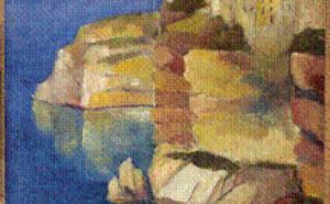 Vendredi 30 septembre, 18h30 Conférence  à la bibliothèque : « La Corse vue par les peintres étrangers : 1890-1940 » par P.C. Gensily