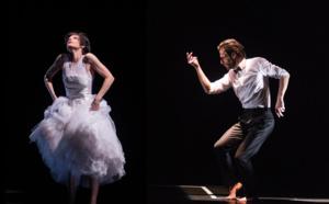 """Jeudi 10 novembre: Spectacle complet! Marie-Claude Pietragalla & Julien Derouault """"JE T'AI RENCONTRE PAR HASARD"""""""