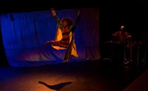 """Mardi 13 décembre, 20h30 Danse: """"OCULUS"""" , Conception & interprétation de Kevin Naran"""
