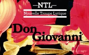 """Jeudi 19 janvier, 20h30 Musique """"DON GIOVANNI"""" par la Nouvelle Troupe Lyrique"""