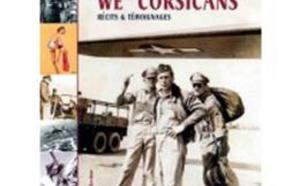 Conférence : Lundi 27 mars : WE CORSICANS
