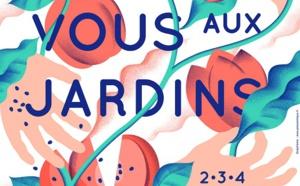 Evènement 3-4 juin : Rendez-vous aux jardins