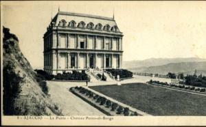 Conférence sur le Château de la Punta, par Noël Pinzuti
