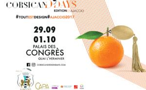 """Festival : 1ère édition des """"Corsican Design Days"""" au Palais des Congrès"""