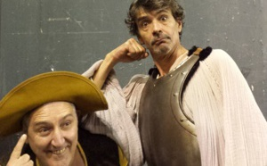 Théâtre 26 septembre DON QUICHOTTE