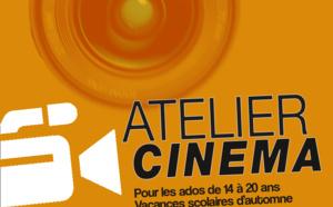 Nouveauté : Atelier Cinéma