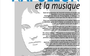 Conférence : Napoléon et la musique
