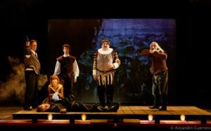 Théâtre : Edmond